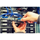 cabeamento estruturado e redes wireless preço Jardim Fernanda II