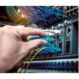 empresa de cabeamento estruturado e redes wireless Vila Ré
