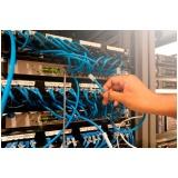 onde encontro cabeamento estruturado e fibra óptica Engenheiro Goulart