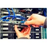 onde encontro cabeamento estruturado e redes wireless Engenheiro Goulart