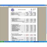 programa exclusivo para gestão financeira preço Rio Pequeno