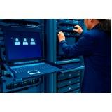 suporte técnico de rede em TI