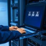 Empresa de segurança de redes