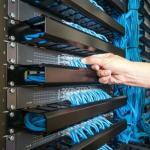 Empresa de infraestrutura de redes